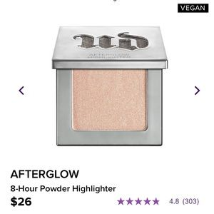 Urban Decay Afterglow Highlighter Sin